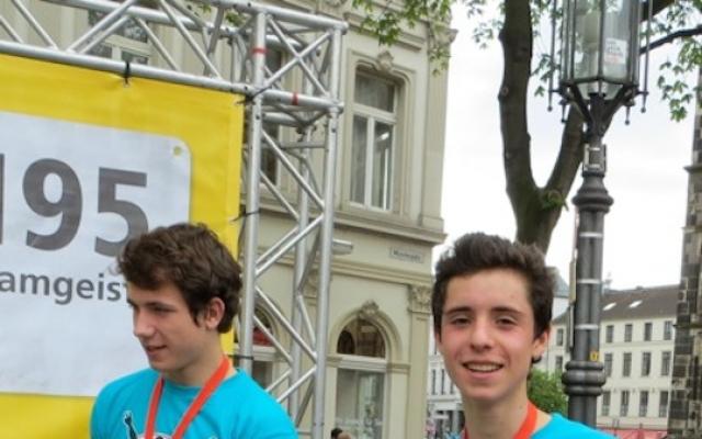 Schulmarathon 2014 2
