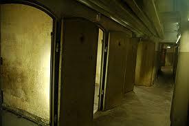 Zellen im Keller des EL-DE-Hauses