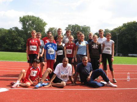 Stadtmeisterschaften 2012