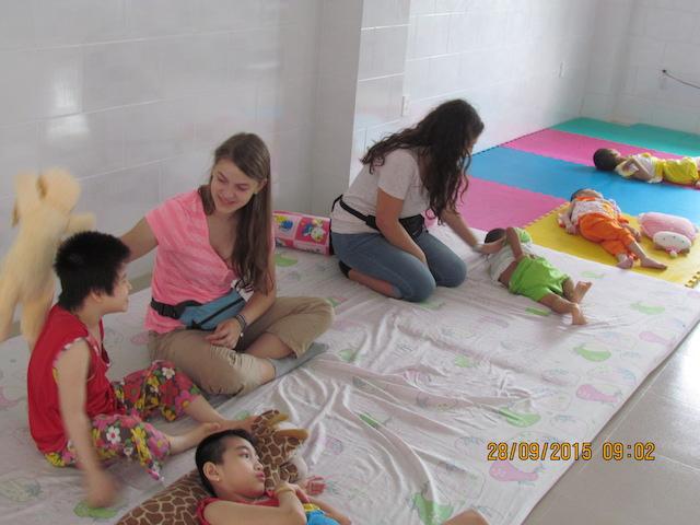 Im Heim in Vung Tau