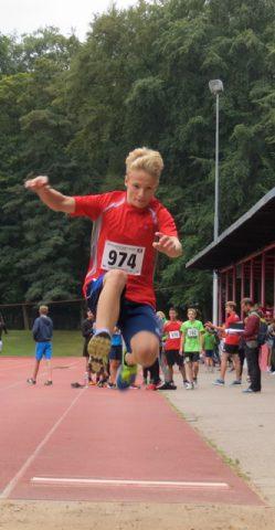 Stadtmeisterschaften / Leichtathletik 2016